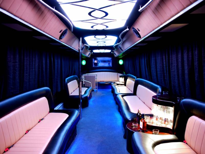 partybus inside looks