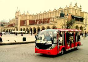 Krakow Sightseeing Buggy Tour