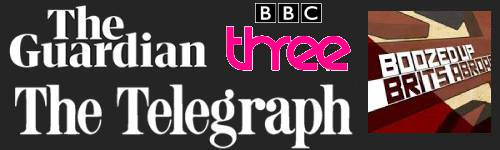 krakow stag do media partners – the guardian bbc three the telegraph boozed up brits abroad